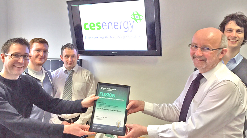 CES Energy Investigate Innovative Renewable Technology