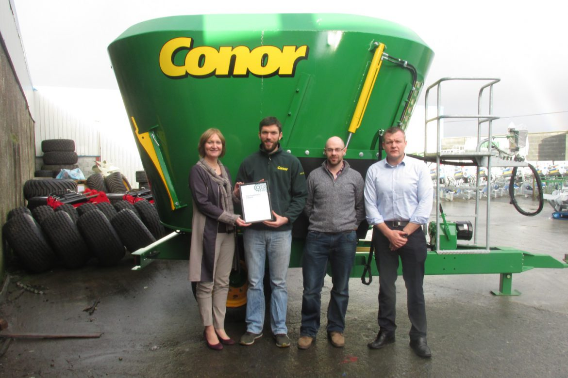 Conor Engineering cut production costs with help from South West College