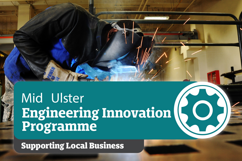 Mid Ulster Engineering Innovation Programme Launched
