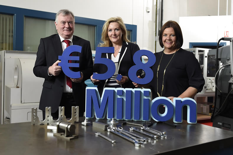 €5.8 Million EU Funding Announced to Develop Cross-Border Engineering Research & Innovation