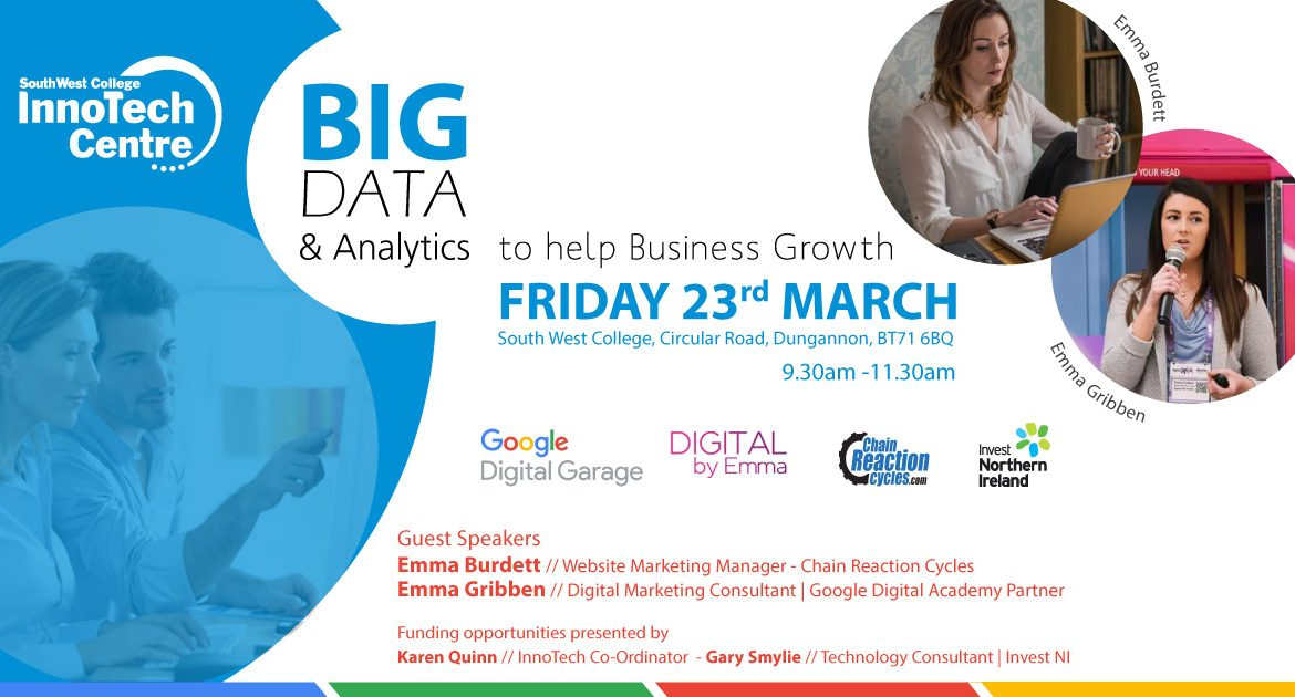 Big Data & Analytics to help Business Growth Seminar