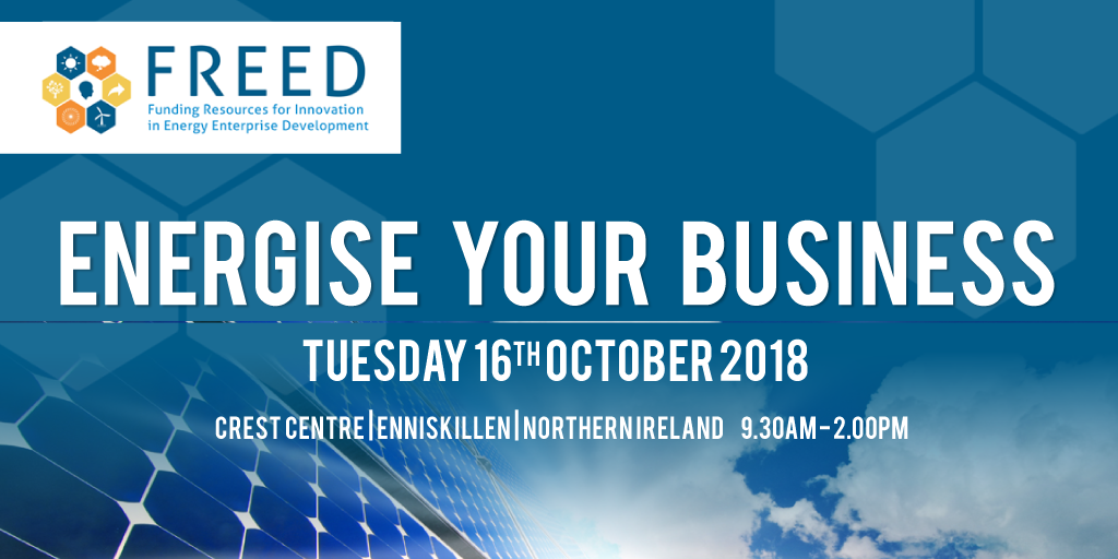 FREED: Energise Your Business